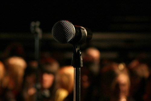 5 Sure-Fire Methods to Get Over Stage Fright