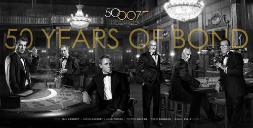 The James Bond School of Presenting