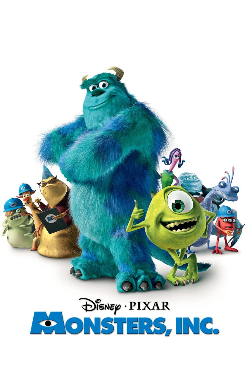 The Monsters Inc. Gang