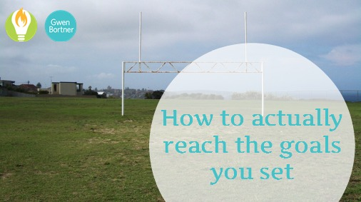How to Stop Failing at Meeting Your Goals
