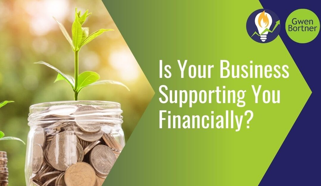 Is Your Business Supporting You Financially?